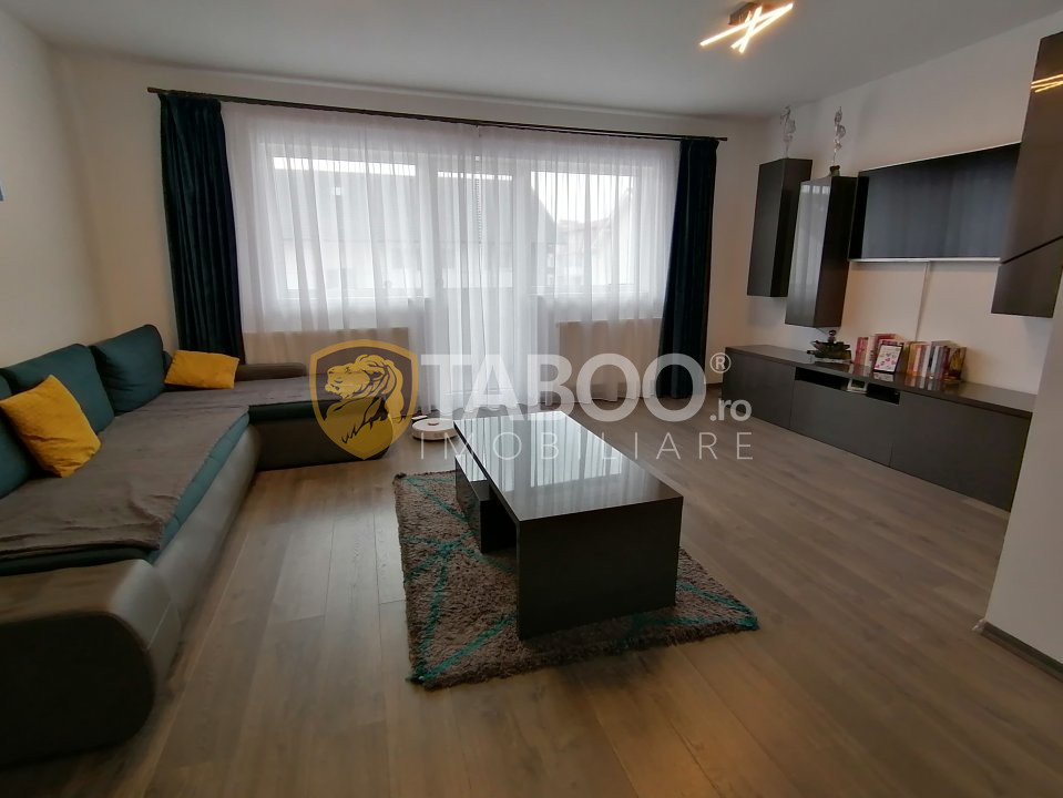 De vanzare apartament 3 camere 78 mp utili zona Selimbar Sibiu 1