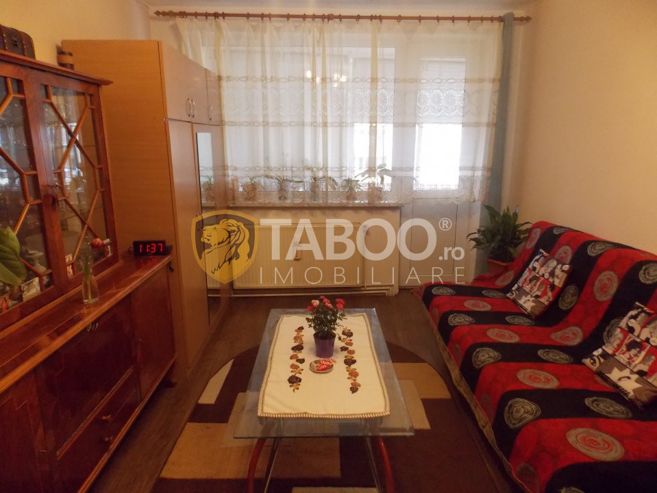 Apartament de vanzare in Sibiu cu 2 camere zona Mihai Viteazul 1