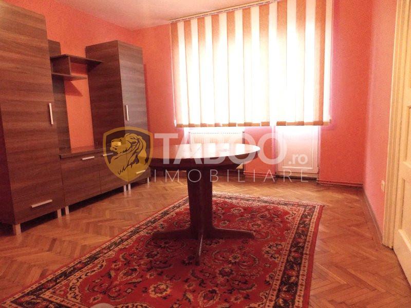 Apartament 2 camere 55mp si balcon de vanzare in Sibiu  zona Centrala  1