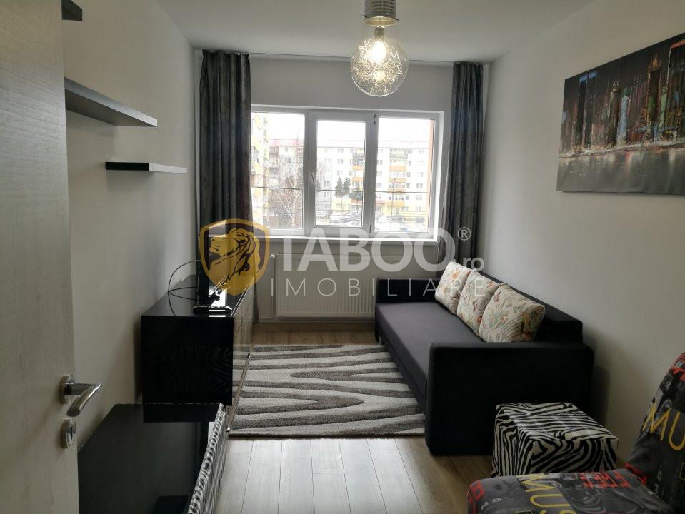 Apartament modern 3 camere de inchiriat in Sibiu zona Mihai Viteazu 1