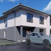 Duplex de vanzare 4 camere 150 mp utili si teren 215 mp in Cisnadie thumb 1