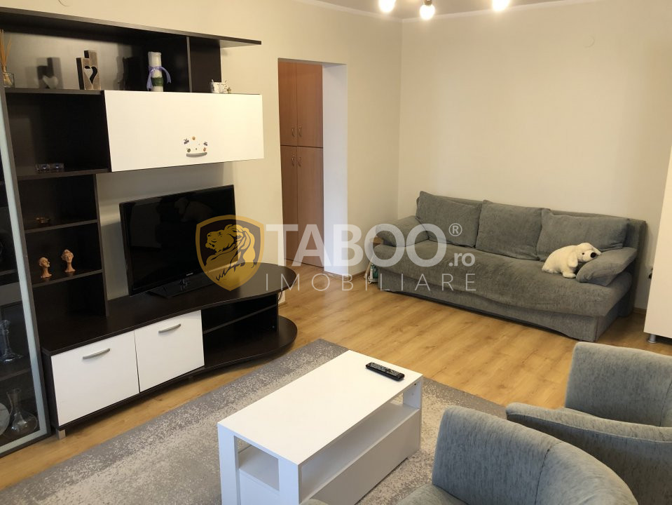Apartament 3 camere de inchiriat in zona Rahovei Sibiu 1