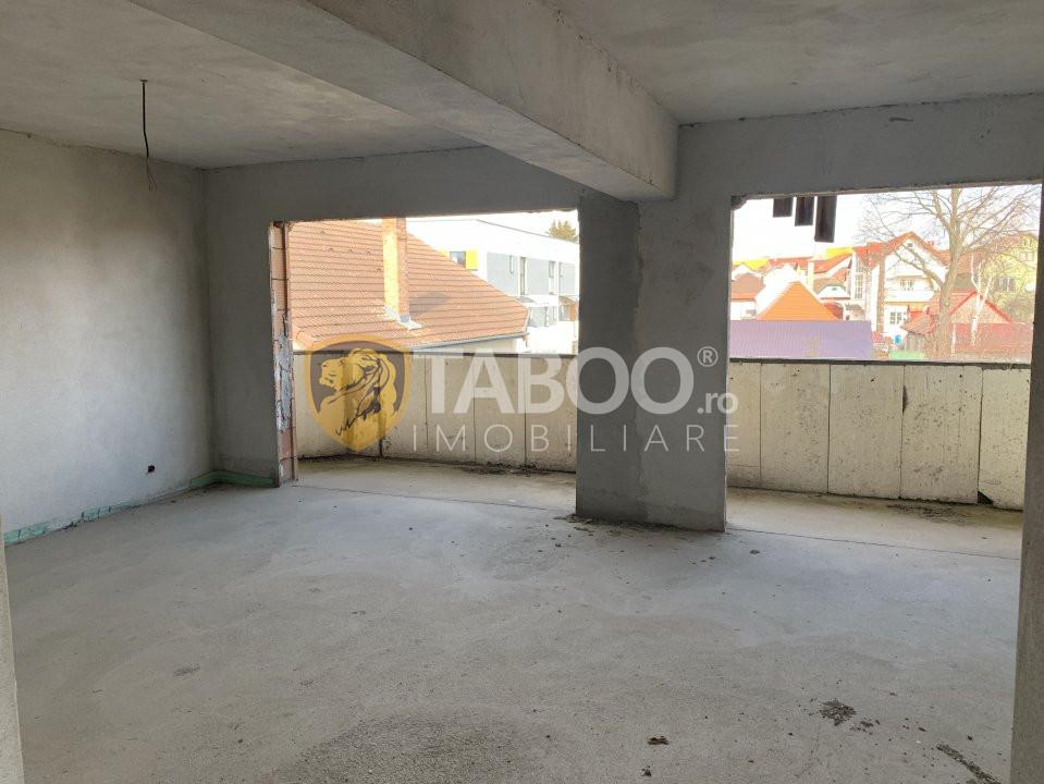 Apartament de vanzare cu 3 camere 74 mp utili in Sibiu zona Turnisor 1