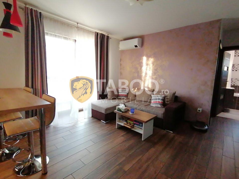 De vanzare apartament 3 camere zona Doamna Stanca Sibiu 1