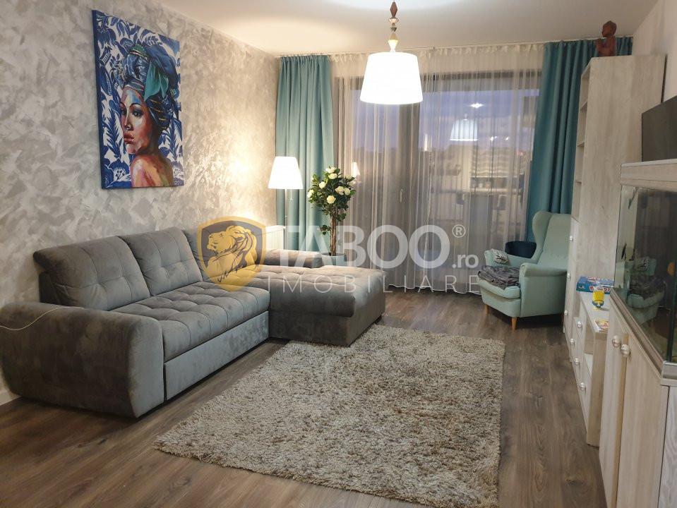 Apartament de vanzare in Sibiu zona Selimar 3 camere si 2 terase  1