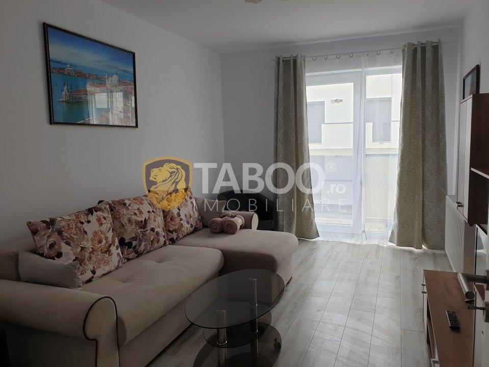 Apartament Sibiu zona Turnisor de inchiriat 2 camere si loc de parcare 2
