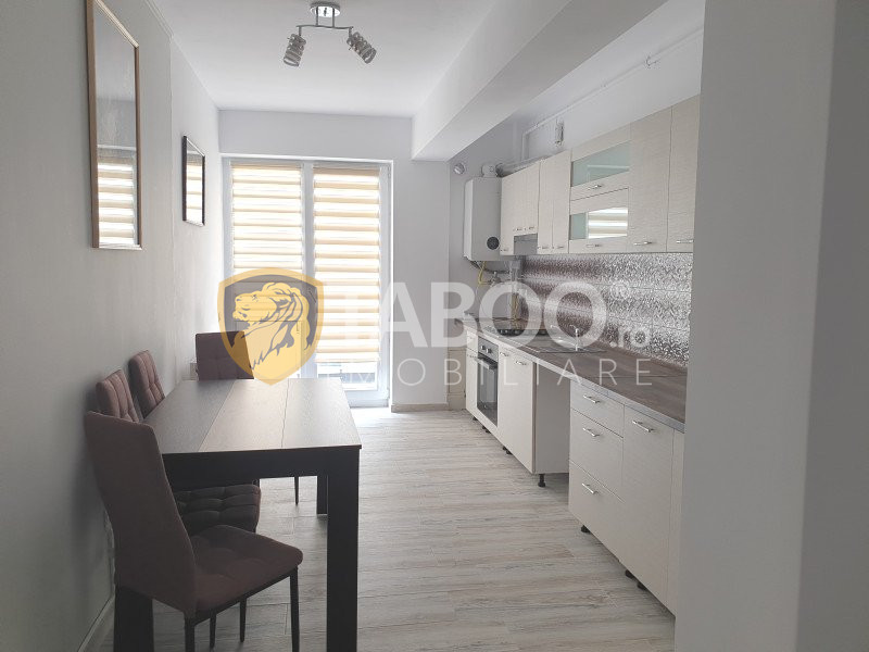 Apartament de inchiriat cu 2 camere 68 mp utili Turnisor Sibiu 3