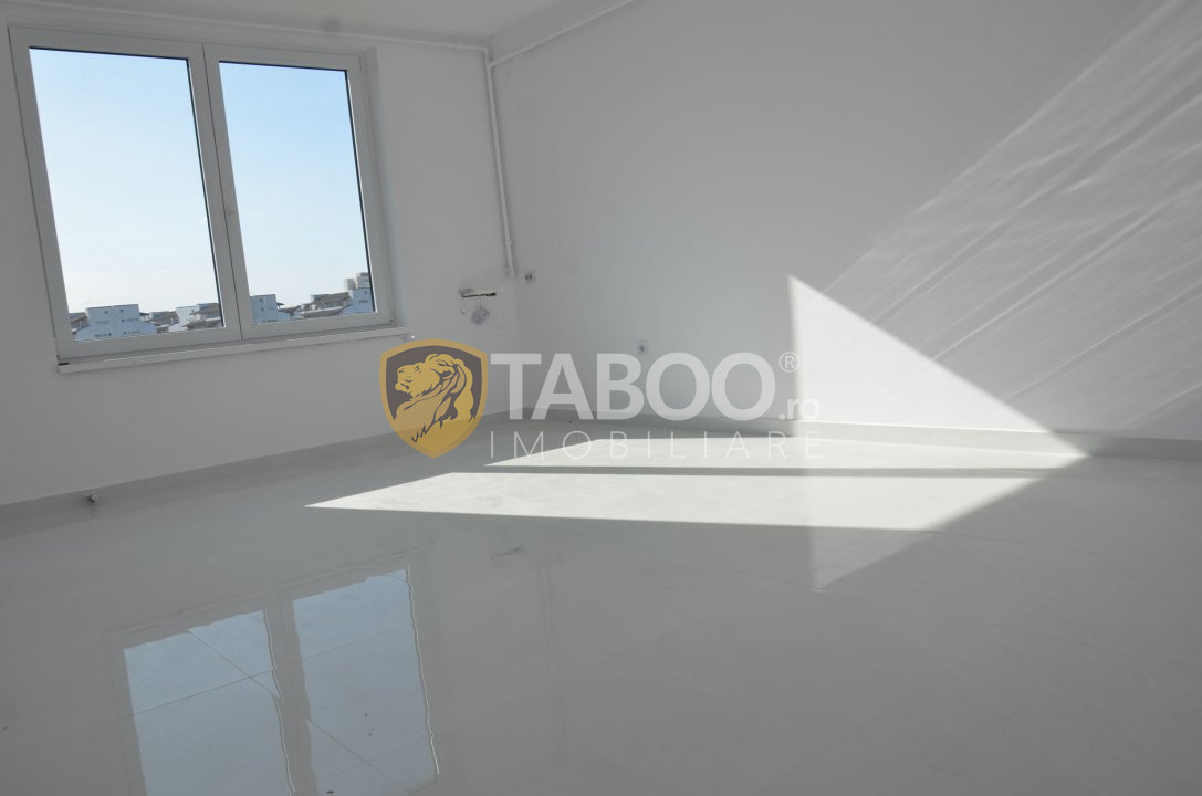 Apartament de vanzare 3 camere intabulat finisat Doamna Stanca Sibiu 1