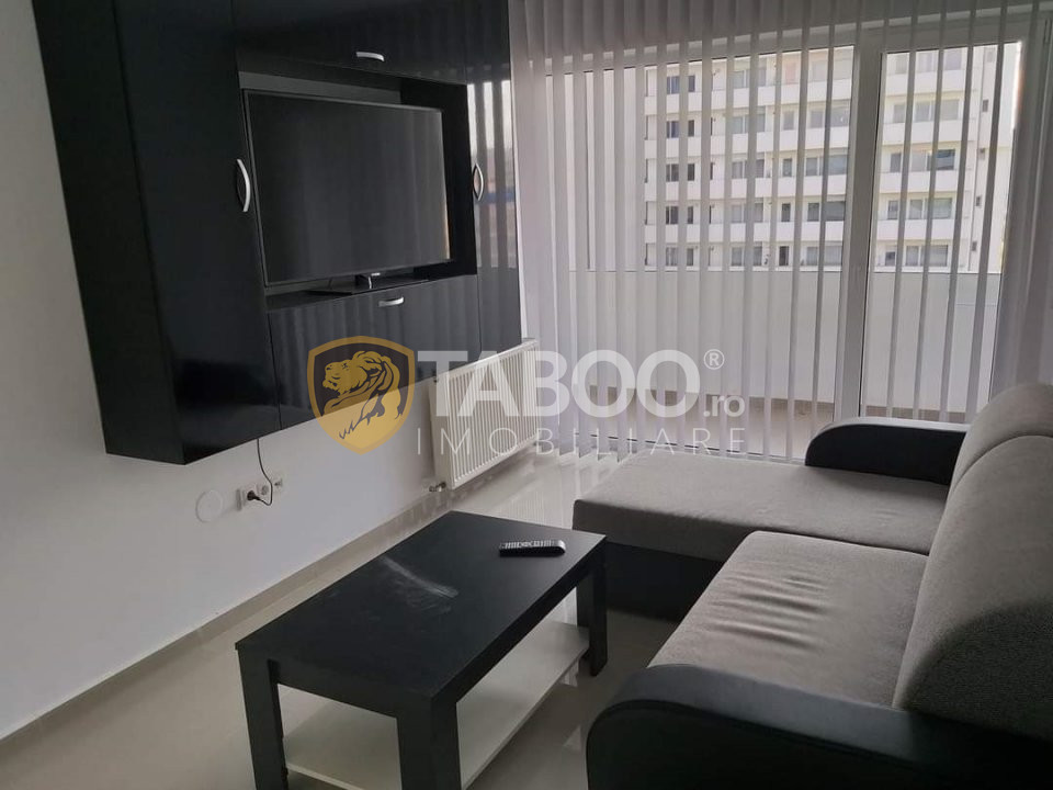 Apartament intabulat 2 camere mobilat utilat Mihai Viteazu Sibiu 1
