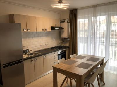 Apartament modern 2 camere de inchiriat zona Lupeni Sibiu