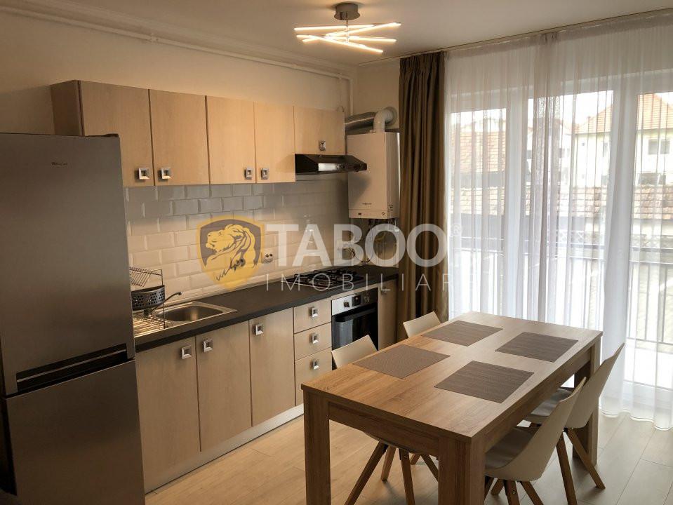 Apartament modern 2 camere de inchiriat zona Lupeni Sibiu 1