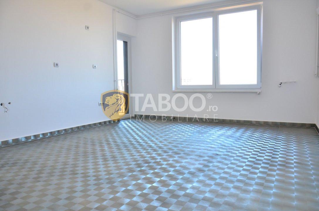 Apartament 3 camere de vanzare la cheie intabulat Dedeman Sibiu 1