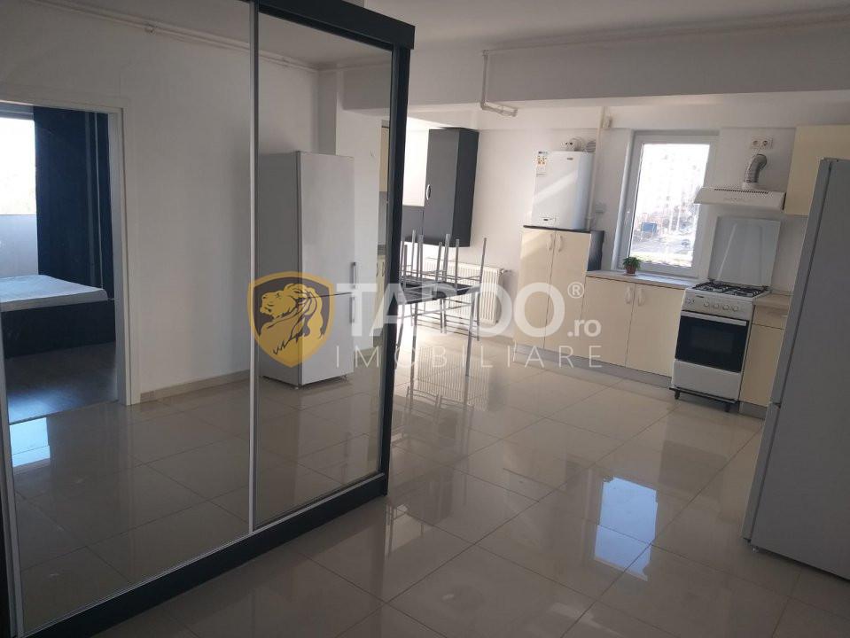 Apartament decomandat mobilat si utilat de vanzare Mihai Viteazu Sibiu 1