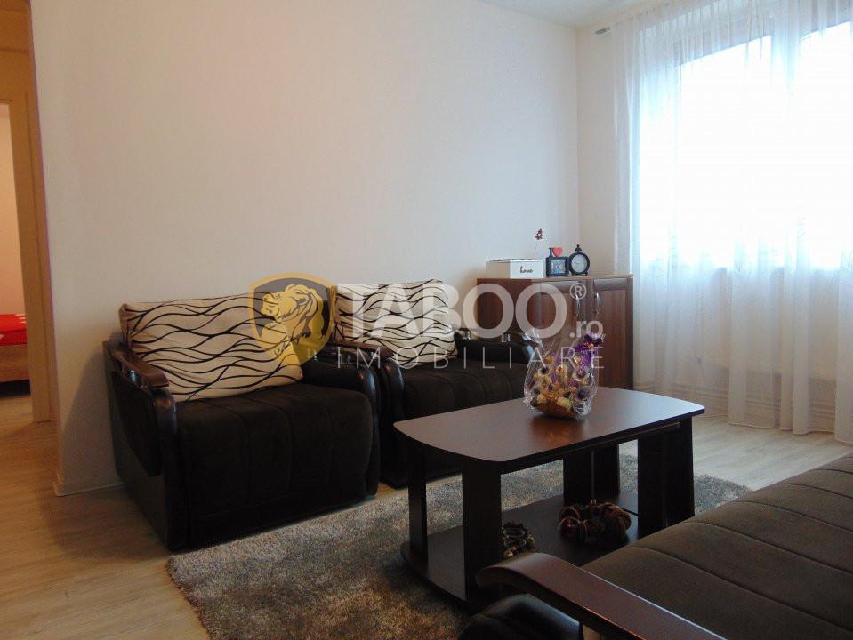 Apartament 2 camere si balcon de vanzare in zona Terezian Sibiu 1