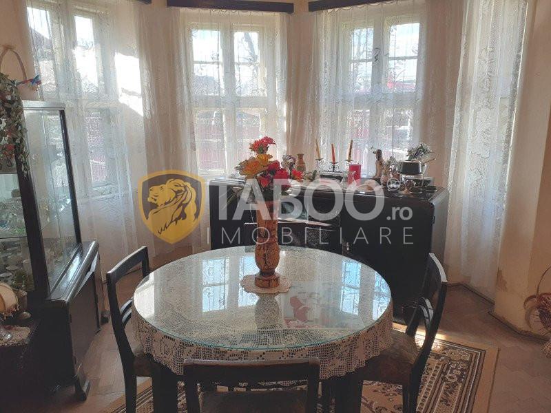 Apartament 2 camere la casa cu teren si gradina de vanzare in Fagaras 1