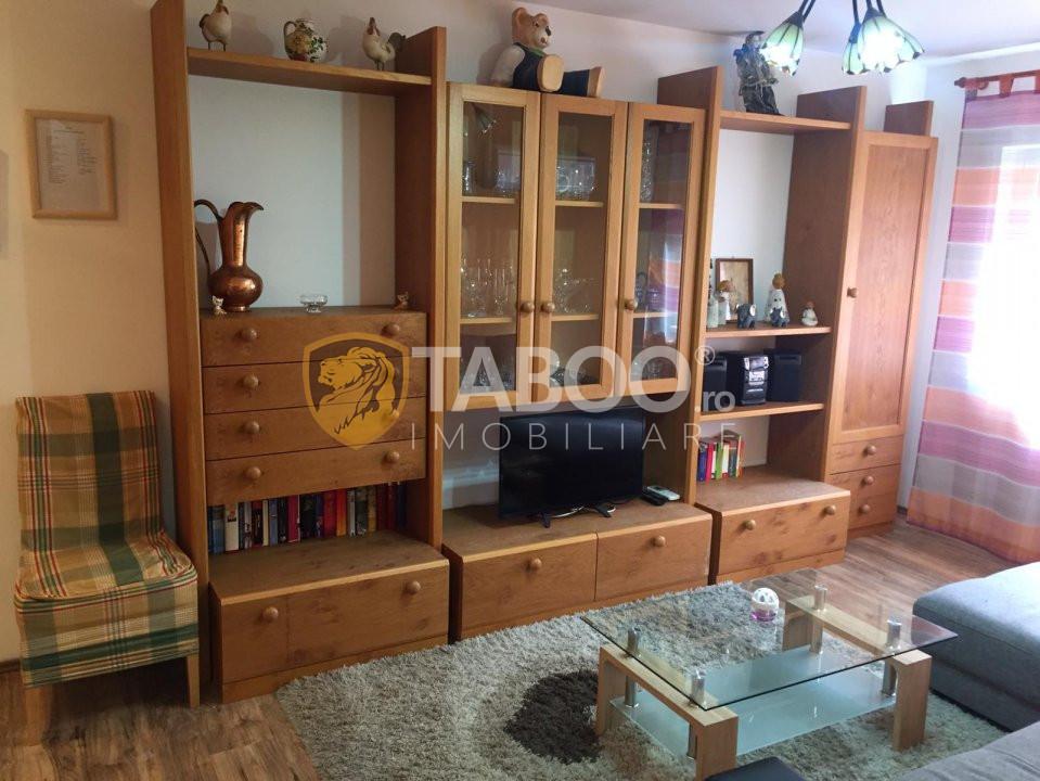 Apartament de inchiriat in Sibiu 3 camere zona Valea Aurie 1