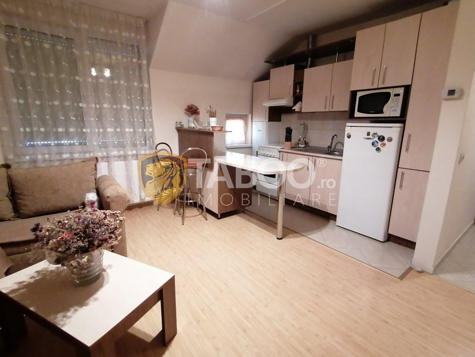 Apartament 2 camere de vanzare zona Vasile Aaron Sibiu 1