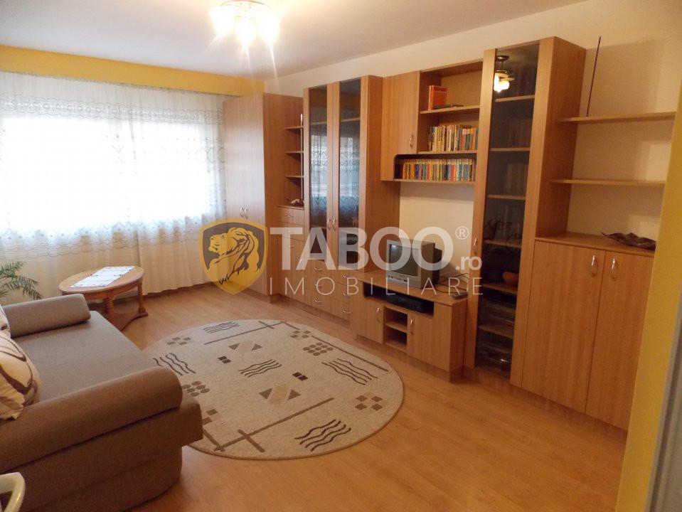 Apartament 2 camere decomandate de inchiriat in Sibiu zona Siretului 2