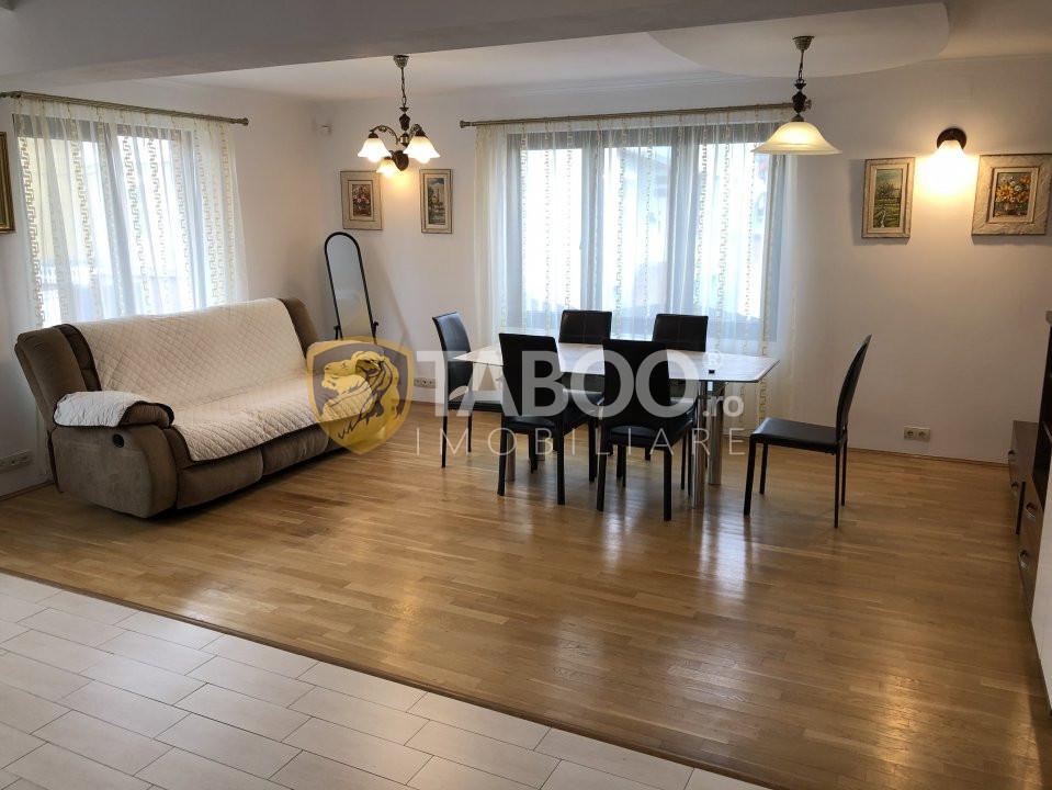 Casa individuala cu 7 camere de inchiriat zona Orasul de Jos Sibiu 1