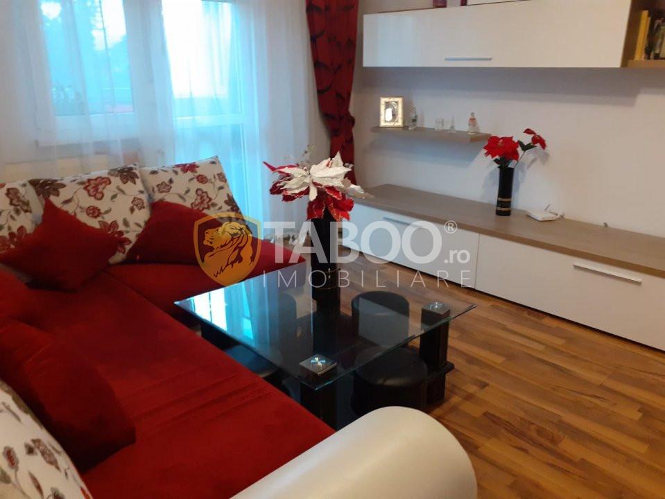 Apartament 3 camere de vanzare Tudor Vladimirescu Fagaras 1