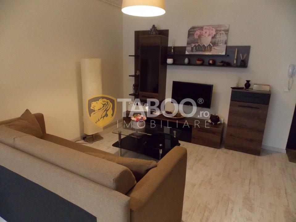 Apartament 2 camere de inchiriat in Sibiu zona Lupeni City Residence 1