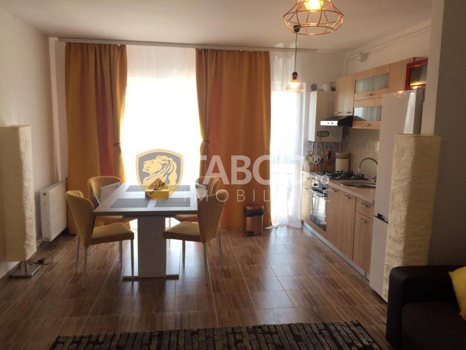 Apartament de vanzare in Sibiu 2 camere Magnolia Residence 1