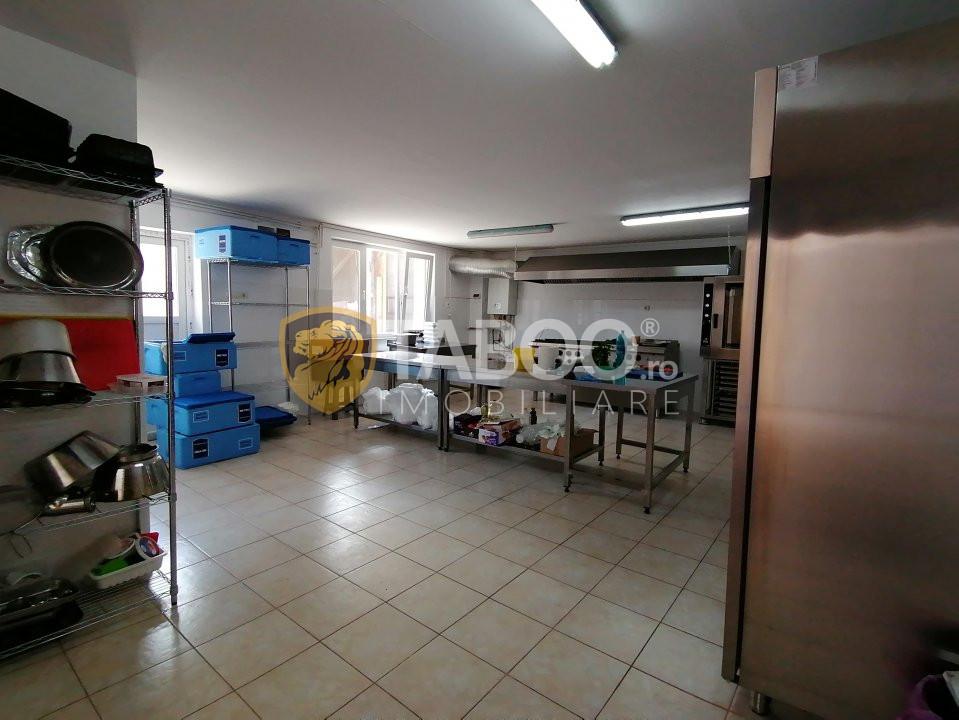 Spatiu comercial de inchiriat 120 mp utili zona Turnisor in Sibiu 1