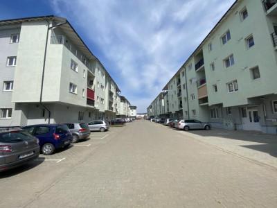 Apartament 3 camere 74 mpu de vanzare dressing balcon parcare Selimbar