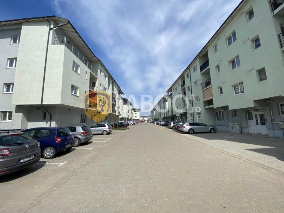 Apartament 3 camere decomandate cu dressing zona Selimbar 3