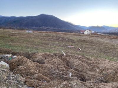 Teren intravilan de vanzare 1200 mp PUZ si PUG aprobat zona Cisnadie