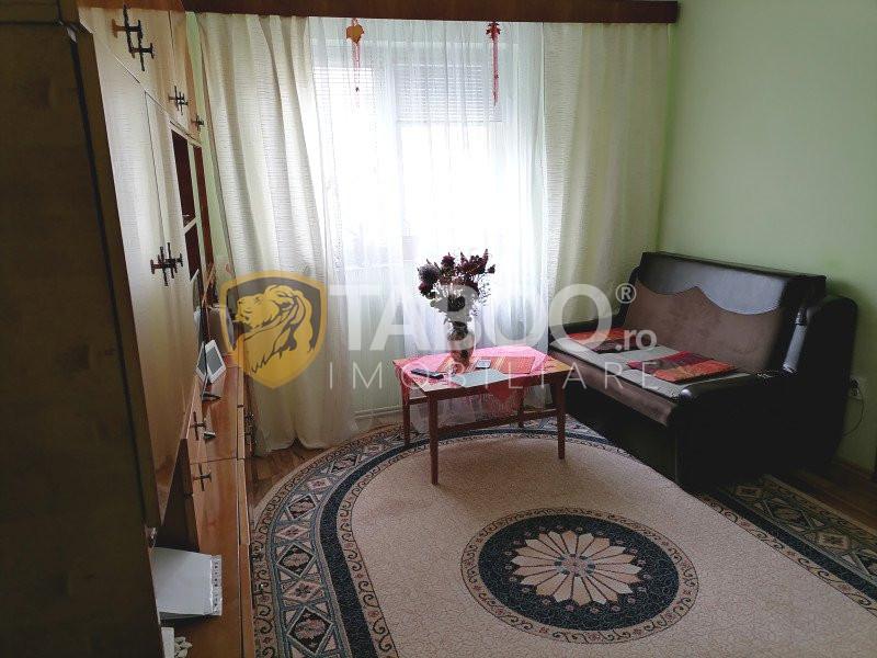Apartament de vanzare in Sibiu etaj 2 zona Mihai Viteazul 1