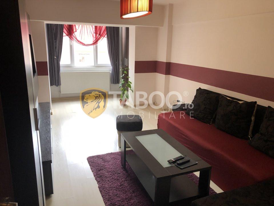 Apartament 2 camere de inchiriat in zona Centrala Sibiu 1