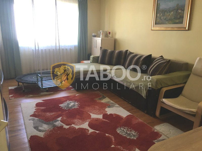 Apartament de vanzare in Sibiu Strand cu 2 camere etaj 2 - Comision 0% 1