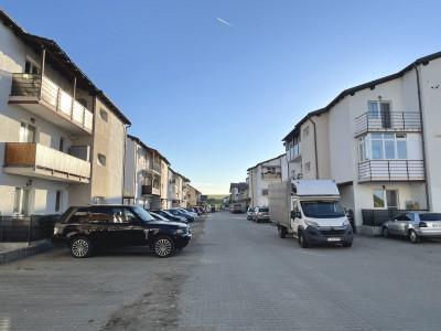 Apartament decomandat de vanzare 2 camere Selimbar cu gradina