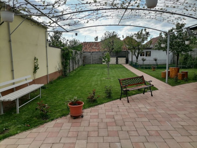 Casa individuala de vanzare in Sibiu teren 560 mp si COMISION ZERO