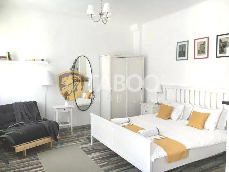 Garsoniera pretabila regim hotelier de vanzare in Sibiu Orasul de Jos 1