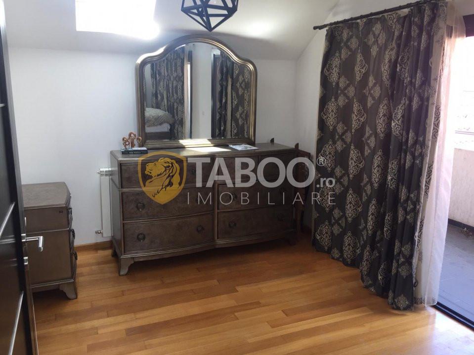 Casa individuala 3 camere de inchiriat in Sibiu zona Vasile Aaron 2
