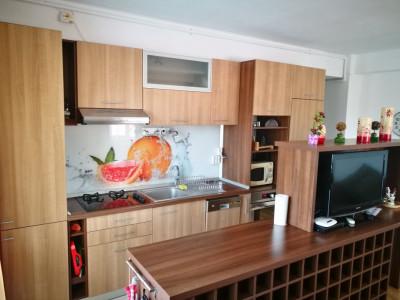 Apartament 3 camere cu garaj de inchiriat 75 mp Calea Dumbravii Sibiu