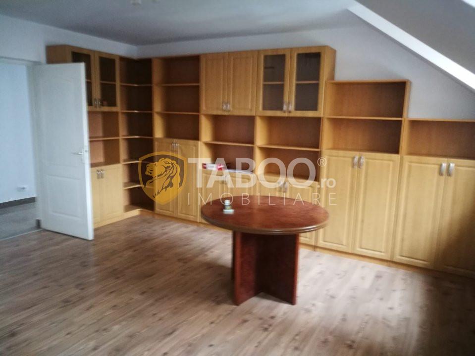 Spatiu de birouri 90 mp 3 camere in zona Turnisor Sibiu de inchiriat 2