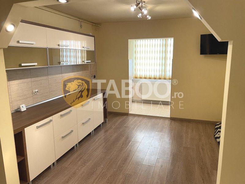 Apartament 2 camere decomandate 61 mp utili Sibiu zona Strand  4