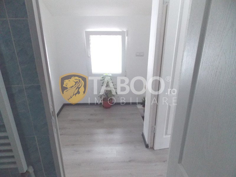 Apartament 3 camere la casa de vanzare in Sibiu Terezian curte 420 mp 3