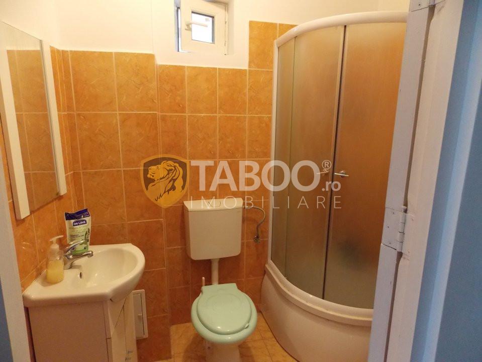 Apartament 3 camere la casa de vanzare in Sibiu Terezian curte 420 mp 5