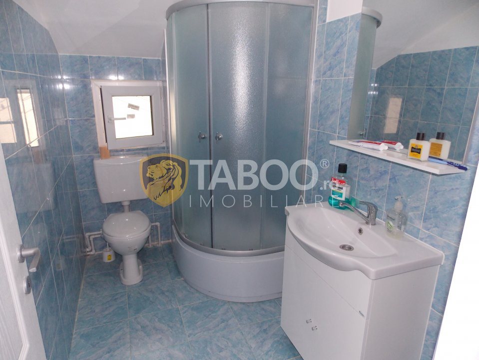 Apartament 3 camere la casa de vanzare in Sibiu Terezian curte 420 mp 6