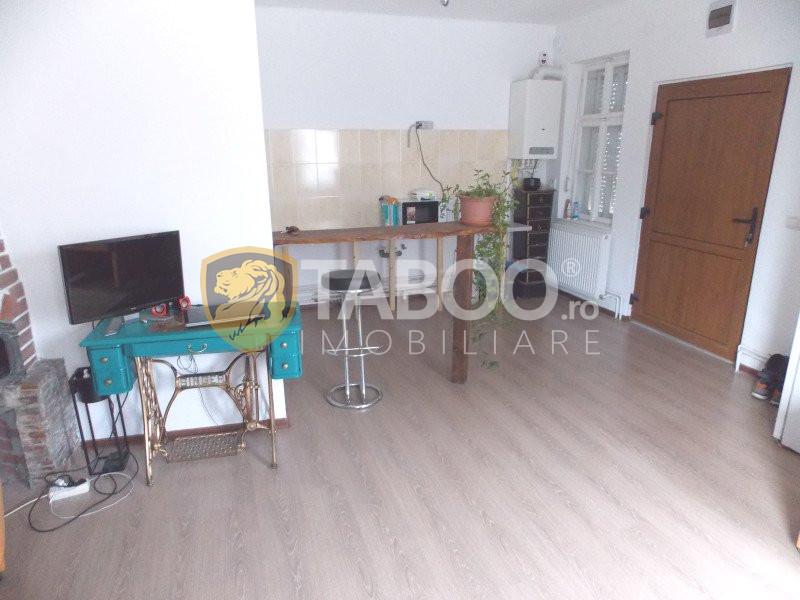 Apartament 3 camere la casa de vanzare in Sibiu Terezian curte 420 mp 7