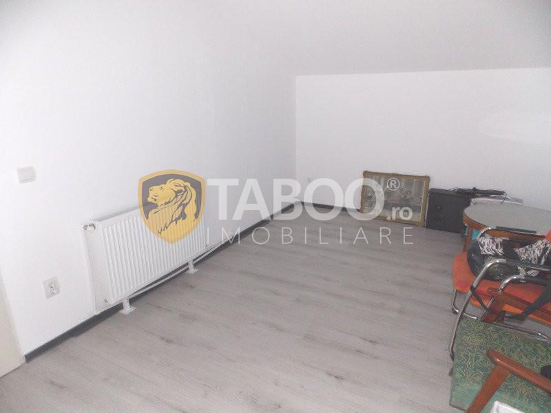 Apartament 3 camere la casa de vanzare in Sibiu Terezian curte 420 mp 8