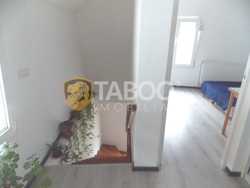 Apartament 3 camere la casa de vanzare in Sibiu Terezian curte 420 mp 9