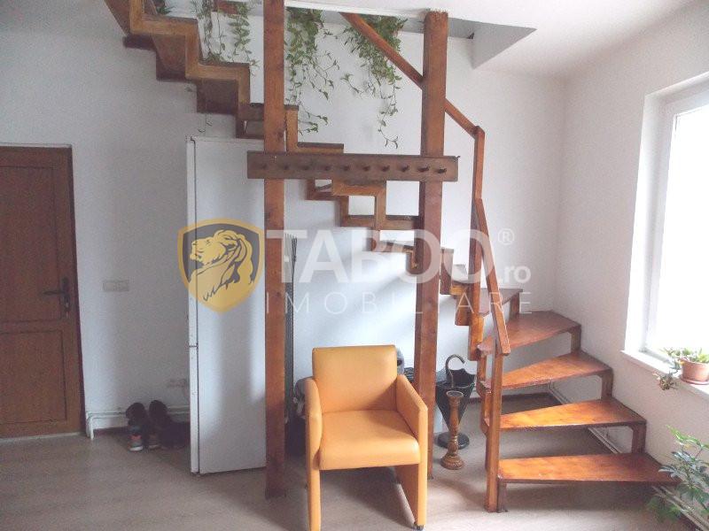 Apartament 3 camere la casa de vanzare in Sibiu Terezian curte 420 mp 12