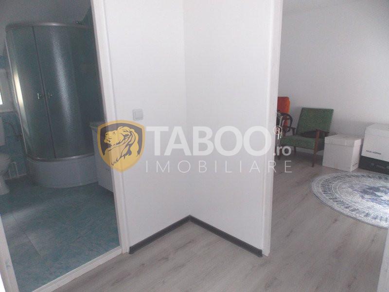 Apartament 3 camere la casa de vanzare in Sibiu Terezian curte 420 mp 13