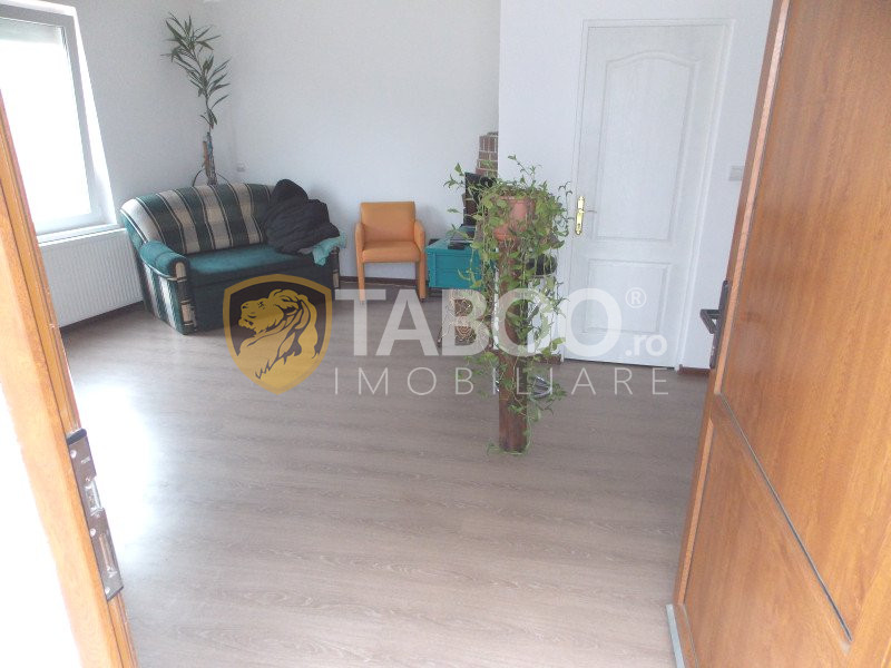 Apartament 3 camere la casa de vanzare in Sibiu Terezian curte 420 mp 15