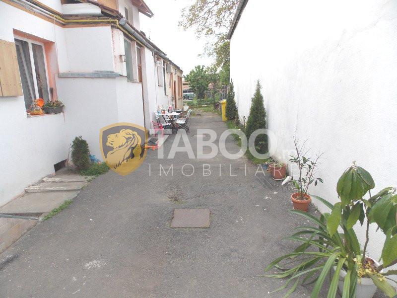 Apartament 3 camere la casa de vanzare in Sibiu Terezian curte 420 mp 16